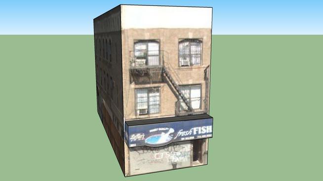 Building in Brooklyn, NY