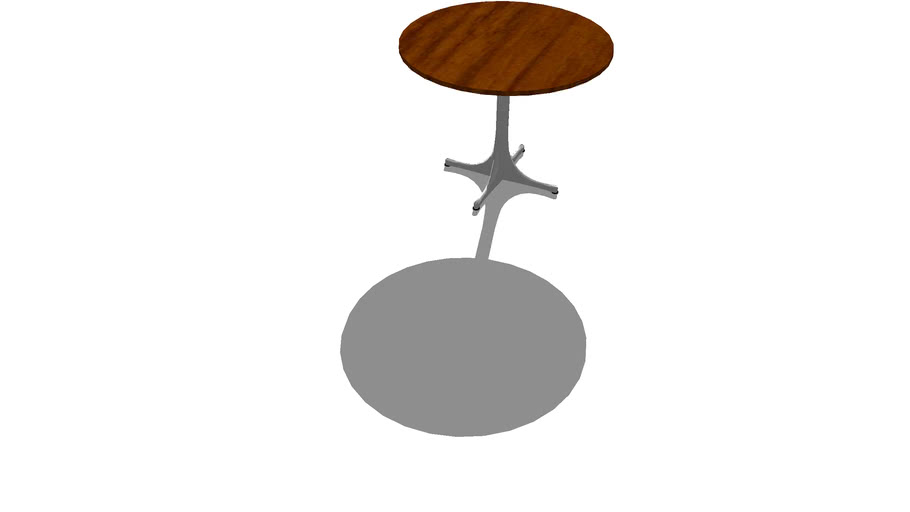 HM Nelson Pedestal Table