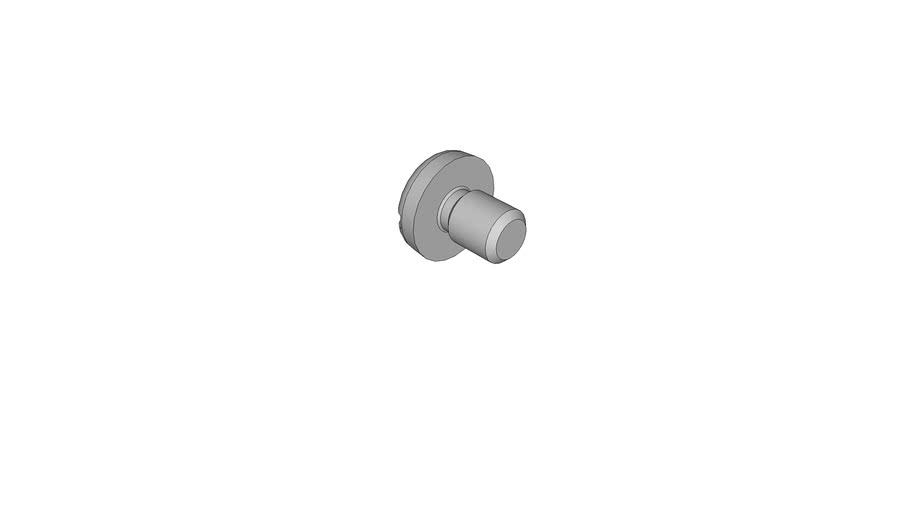 10331361 Slotted pan head screws DIN 85 AM6x8