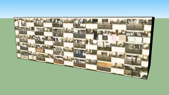 日本, 大阪府大阪市的建筑模型