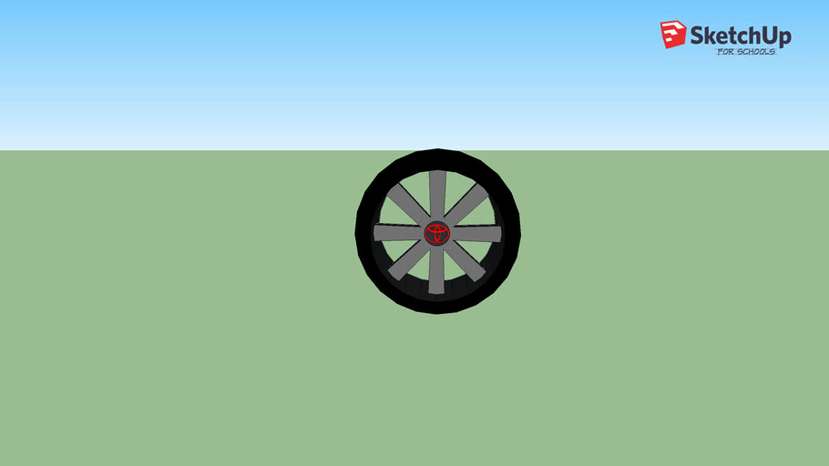 Toyota Wheel