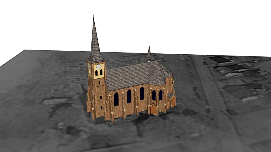 Borucin - Parafia św. Augustyna