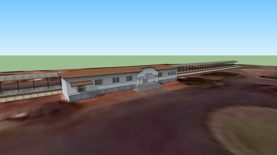 Estação Ferroviária de Votuporanga