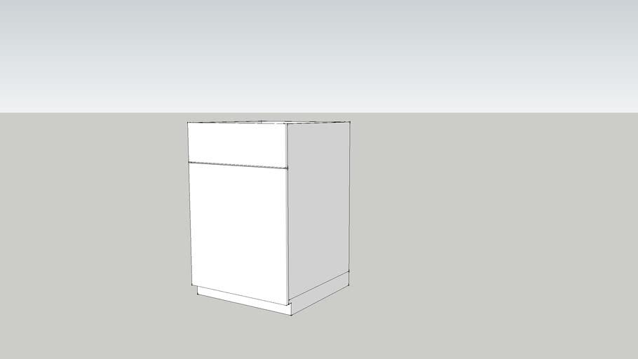 IKEA_60x60cm Kitchen Cabinet
