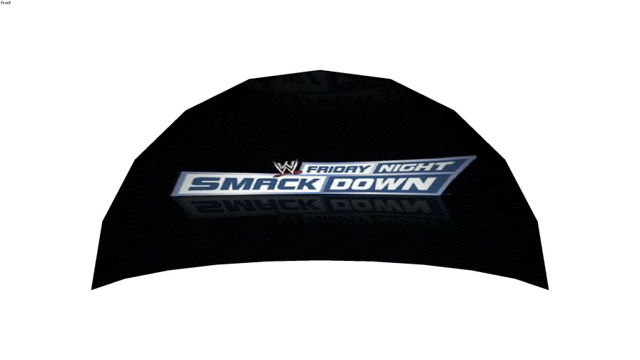 Old WWE Smackdown Minitron