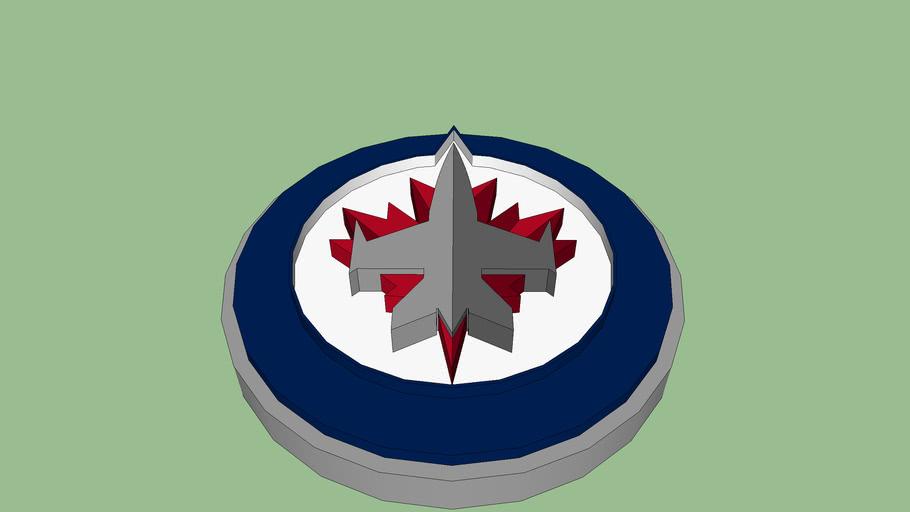 Winnipeg Jets Logo 3d Warehouse