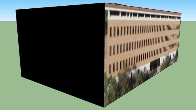 Budynek przy Austin, Teksas, Stany Zjednoczone