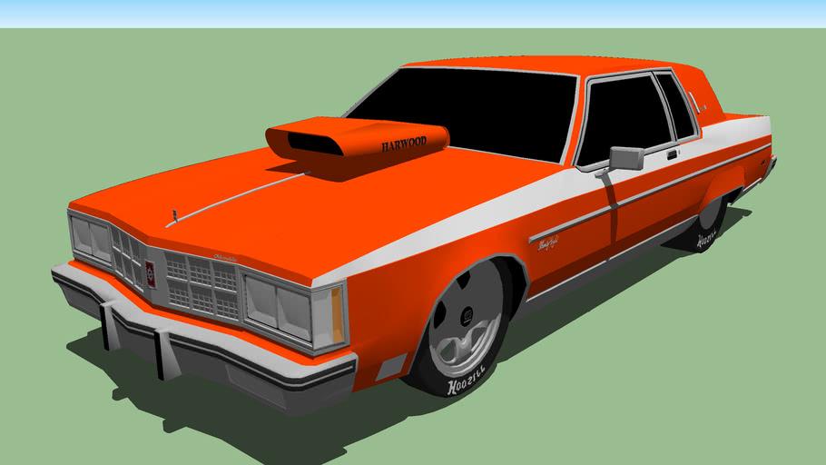 1981 Oldsmobile 98 Regency Prostreet
