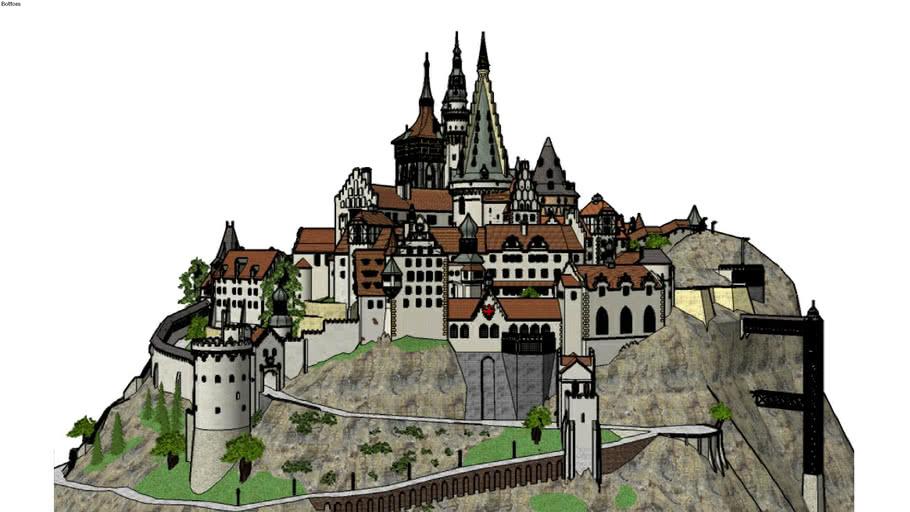 Huge Castle (Updated October 25 2013)