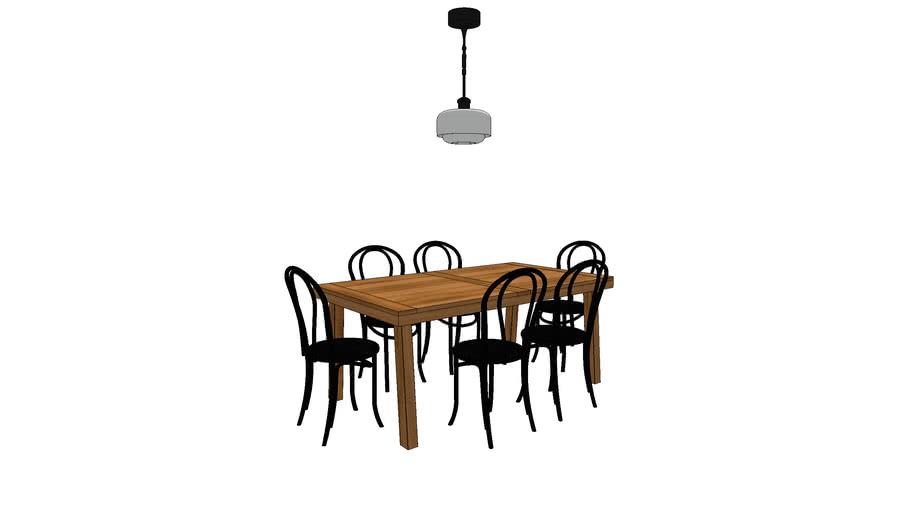 Kit table #19