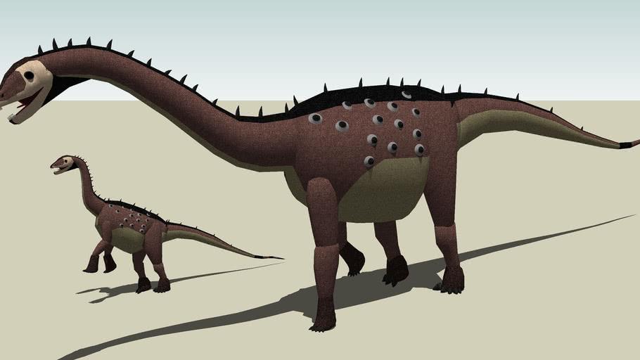 Alamosaurus sanjaunensis