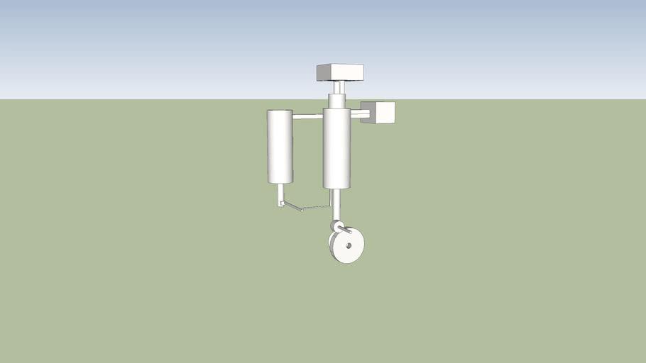 Litle homade motor