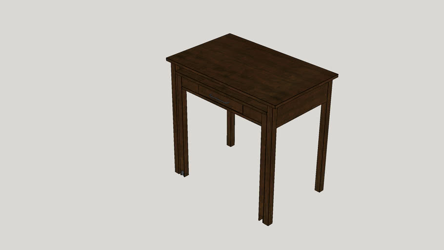 Chisolm Roll Out  Writing Desk