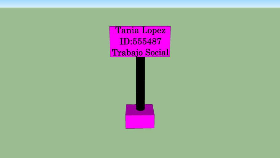 Tania Lopez  ID:555487