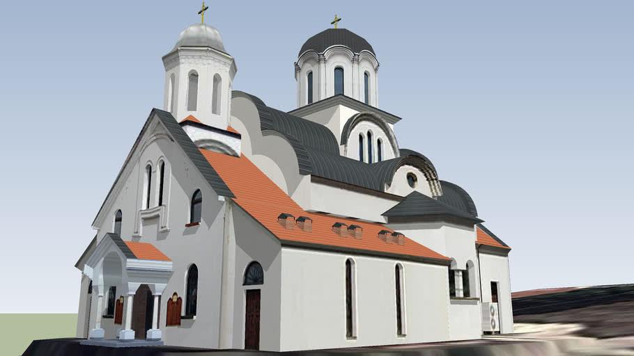Crkva Svetog Nikole - Niš