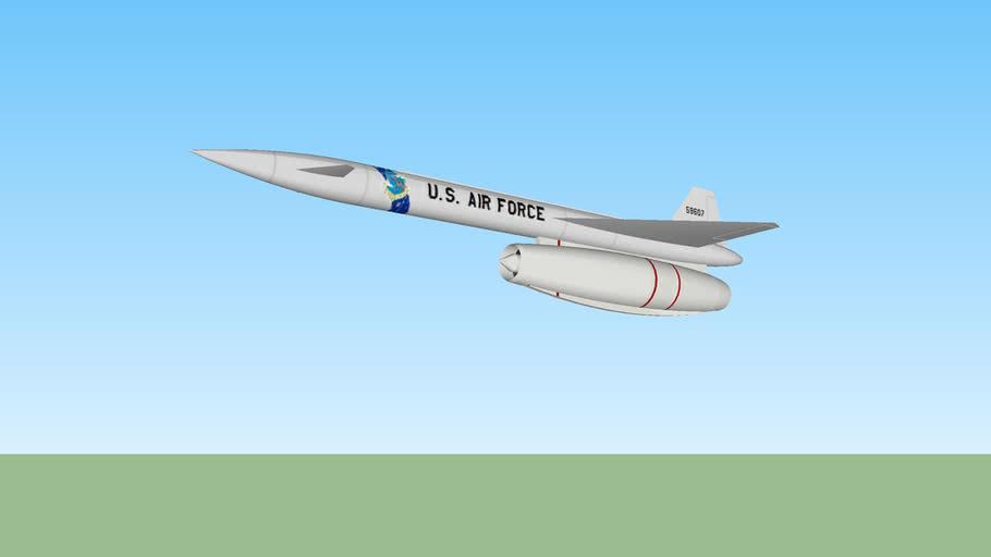 AGM-28 Hound Dog Cruise missile