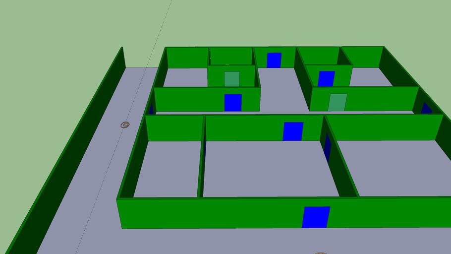 Treasure of Tarmin 3D Map