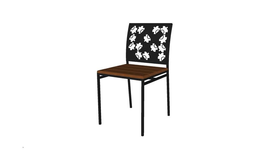 Cadeira Athos - Parque - Danilo Vale