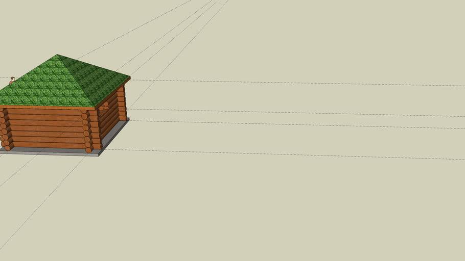 techno cabane