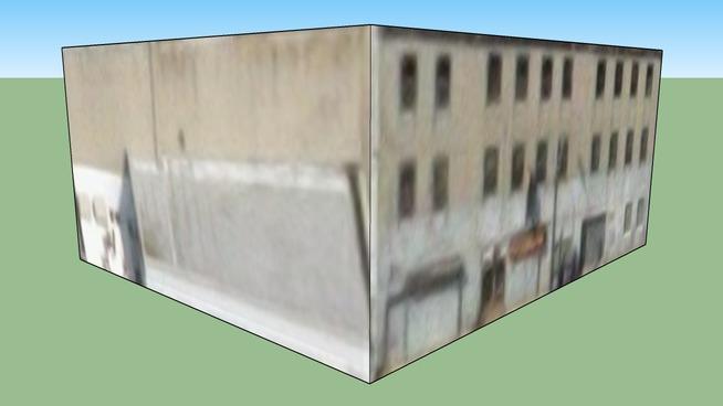 Gebäude in Philadelphia 267, PA, USA