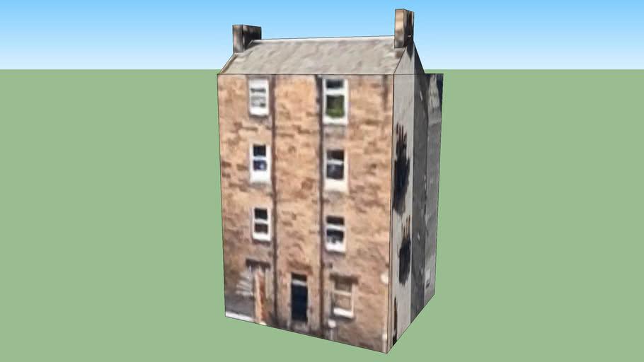 Building in Edinburgh EH10 5HN, UK