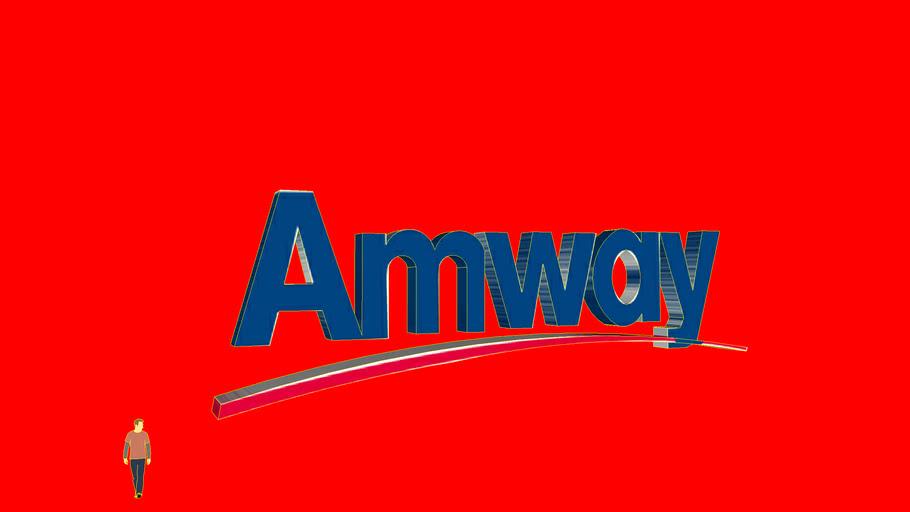 Logo de Amway.