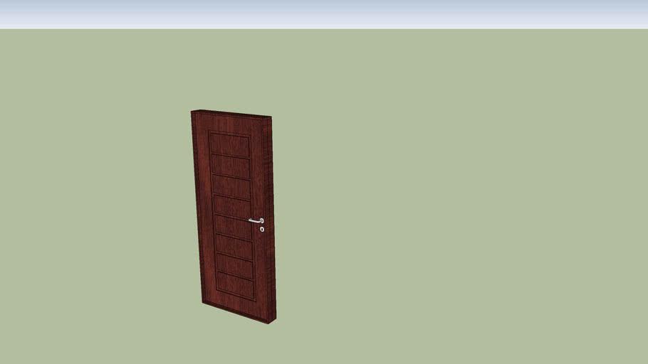 pintuku tembok 14 cm