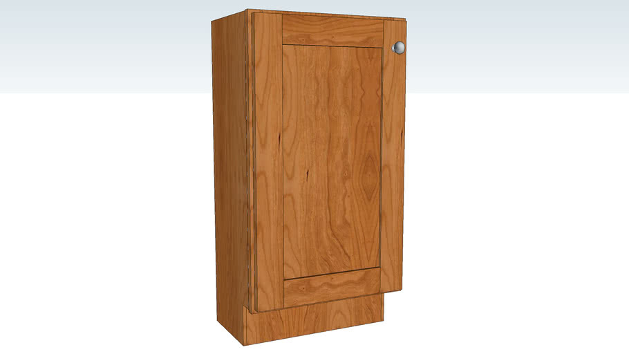 Base Single Door Full Height - 12D