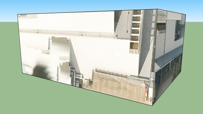 日本, 神奈川県横浜市にある建物