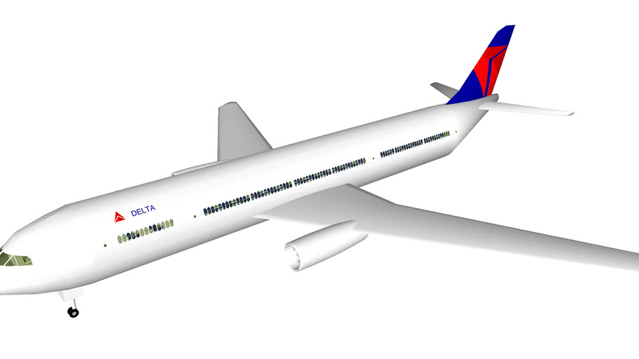 Delta Air Lines A330-200