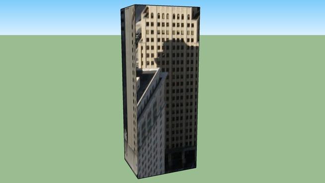 唐敦, 休斯顿, 德克萨斯州, 美国的建筑模型