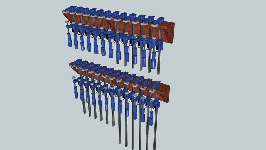 Bar Clamps (PDS)