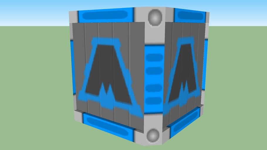 Megacorp Ammo Crate