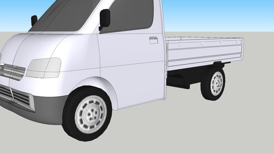 Mobil Grand Max Daihatsu 3d Warehouse