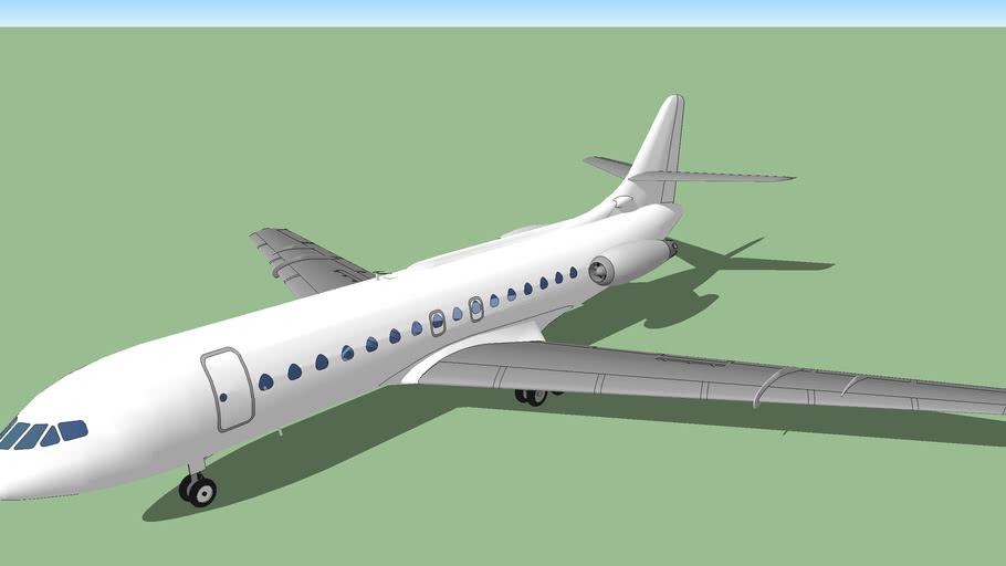 Sud Aviation SE-210 Caravelle III
