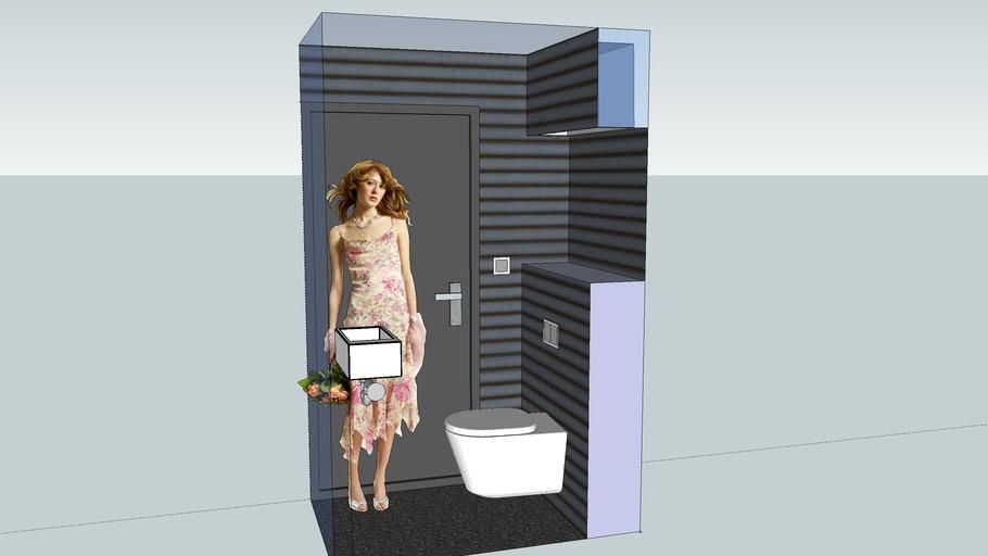 toilet van ivo