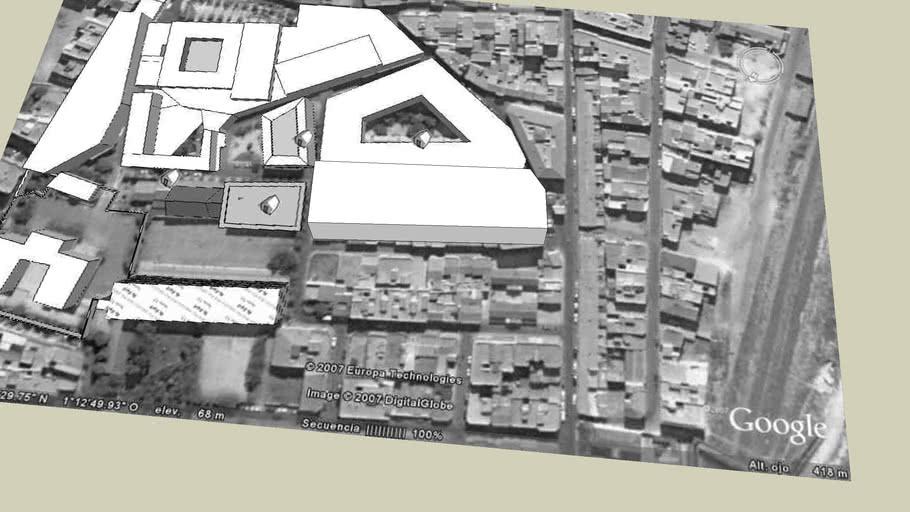 Edificios Alcantarilla - Sector G7 I - www.ErfoX.tk