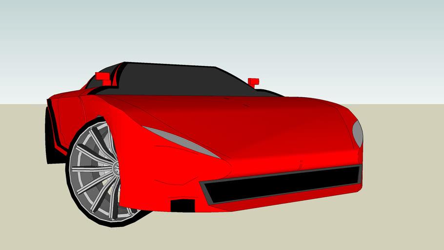 Master Attack 1.04 (Master joel Car)(Red)