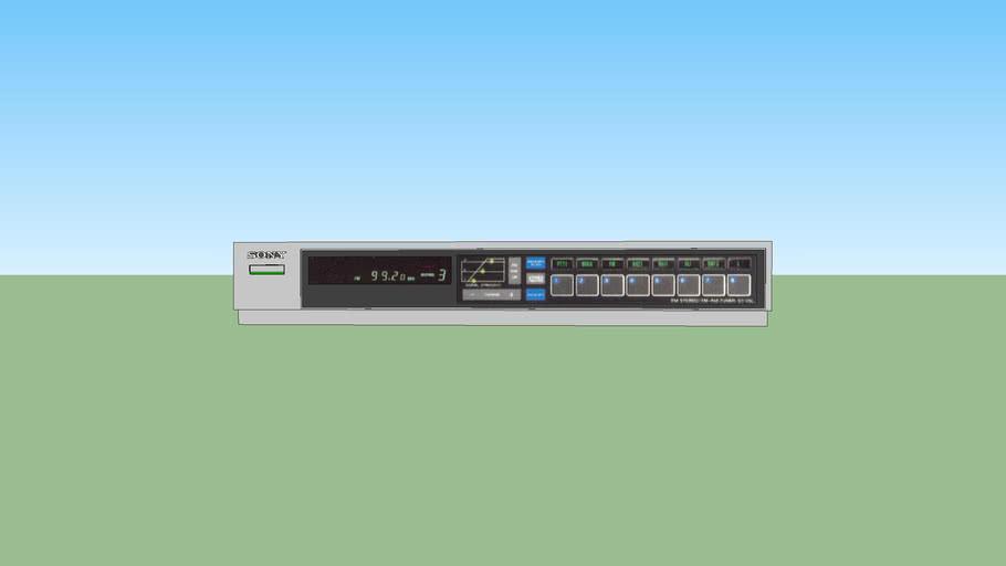 Sony ST-V5L stereo tuner
