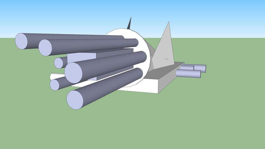 futureistic tank