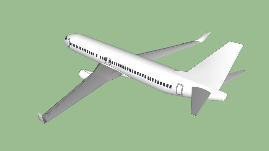Template - Boeing 737-800 V.2