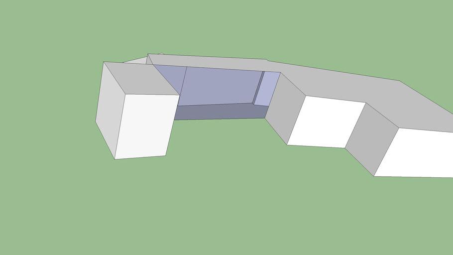 Half  Cube Half Nothing. ' illusion. '