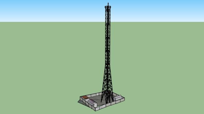 Башня для радиовещания