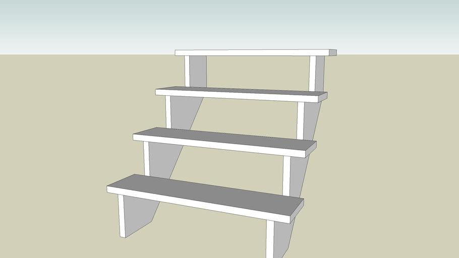 Stairs - 4 Step