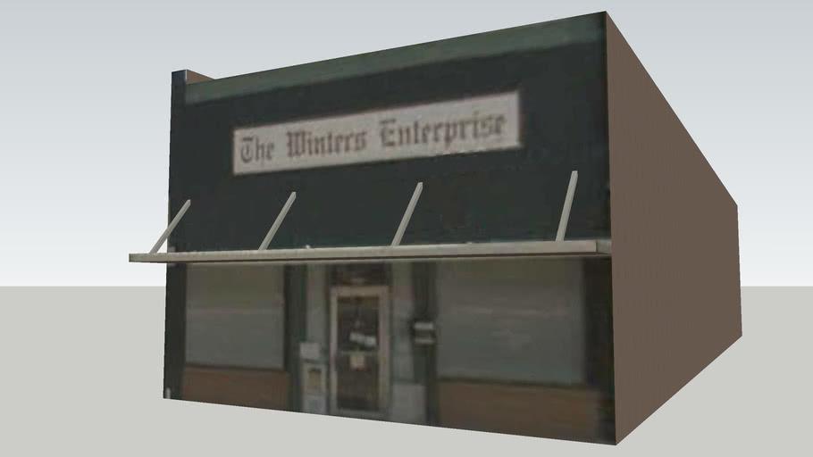 03 - Winters, Texas - The Winters Enterprise