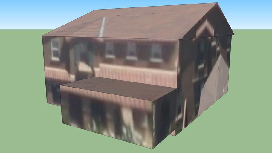 Building in Fontana, Ontario, CA, USA