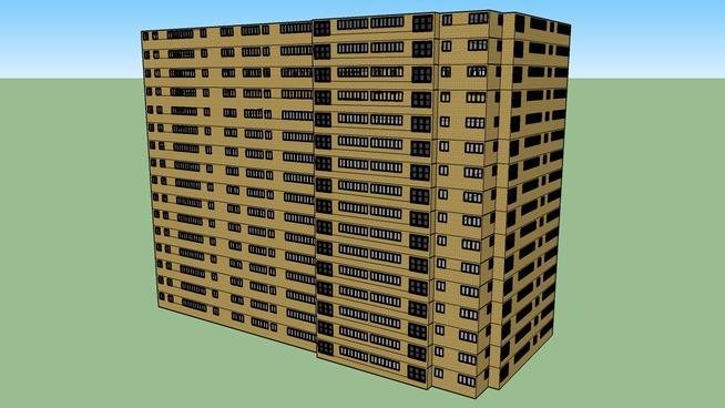 16 storey Office Block
