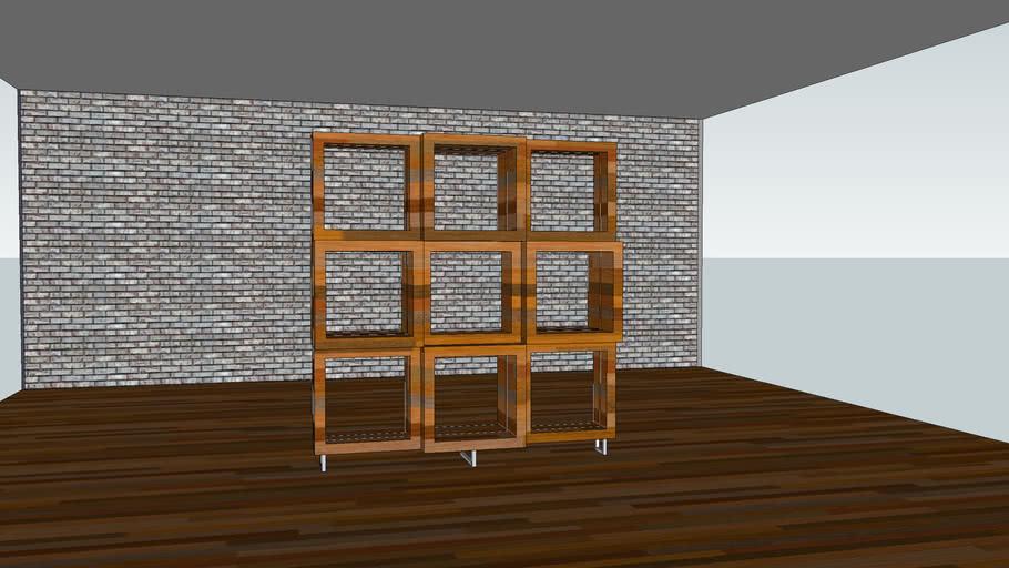 Designkast by Auke