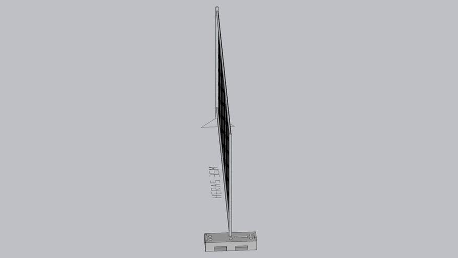 Heras 3,5m