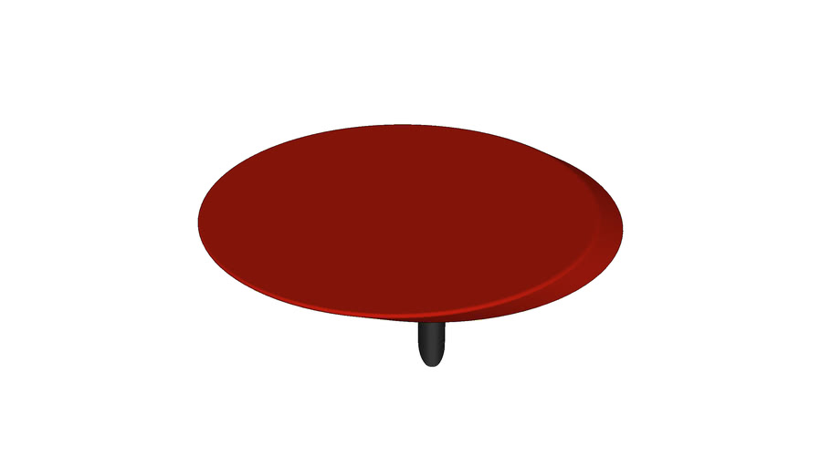 Accordo table mate red